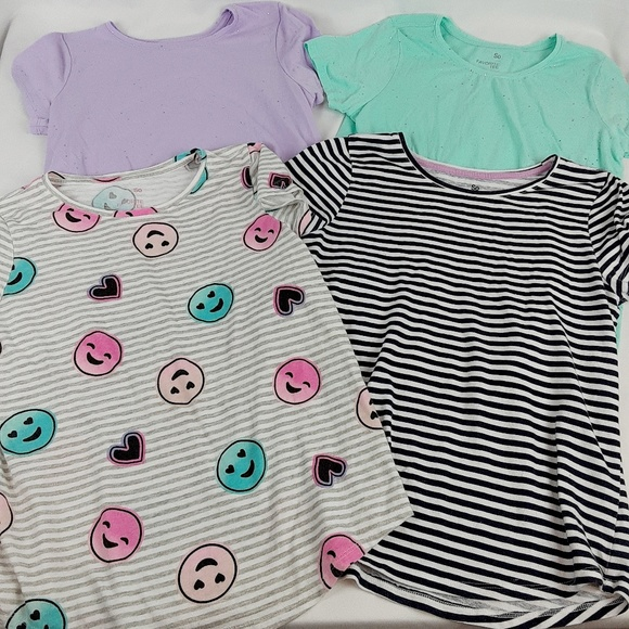 SO Other - SO Girls Tshirt Set size 14